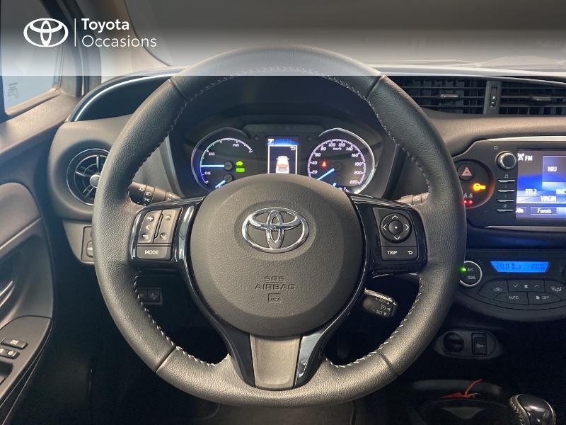 Photo 8 de l'offre de TOYOTA Yaris 100h Dynamic 5p MY19 à 13980€ chez Altis - Toyota Lorient