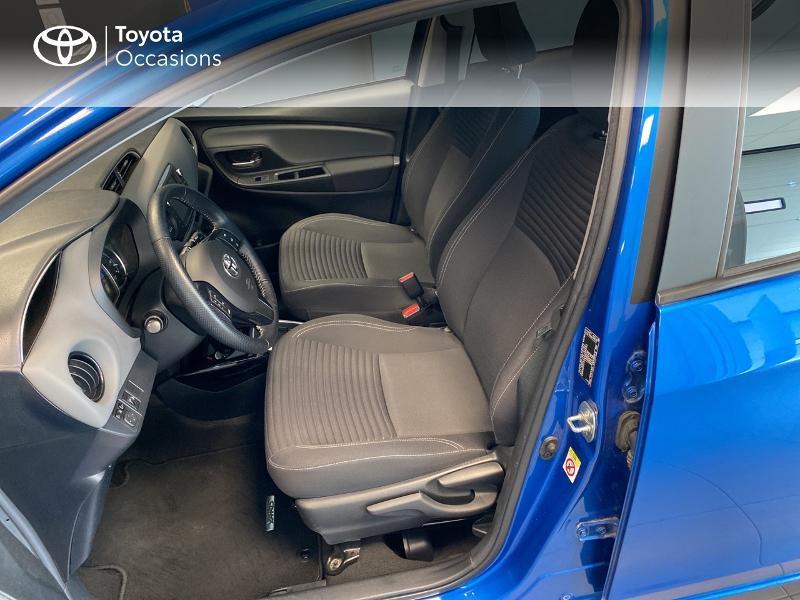Photo 6 de l'offre de TOYOTA Yaris HSD 100h Design 5p à 12390€ chez Altis - Toyota Lorient