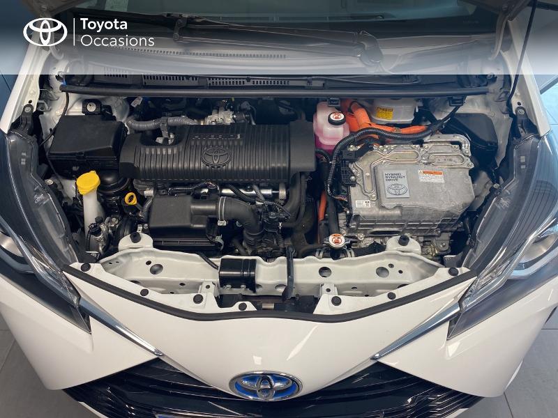 Photo 20 de l'offre de TOYOTA Yaris 100h Dynamic 5p MY19 à 13980€ chez Altis - Toyota Lorient
