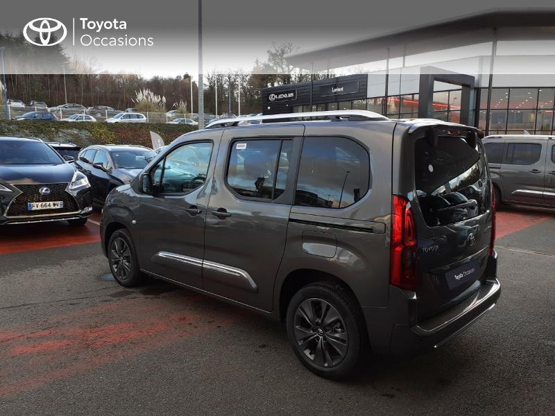Photo 2 de l'offre de TOYOTA PROACE CITY Verso Medium 1.5 100 D-4D Design RC21 à 28590€ chez Altis - Toyota Lorient