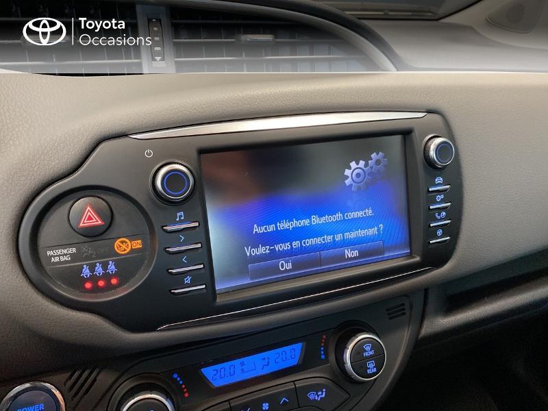 Photo 9 de l'offre de TOYOTA Yaris 100h France 5p à 13980€ chez Altis - Toyota Lorient