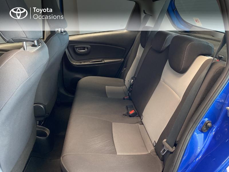Photo 7 de l'offre de TOYOTA Yaris 100h Dynamic 5p à 13990€ chez Altis - Toyota Lorient