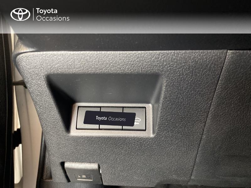 Photo 15 de l'offre de TOYOTA Yaris 100h Dynamic 5p MY19 à 13980€ chez Altis - Toyota Lorient