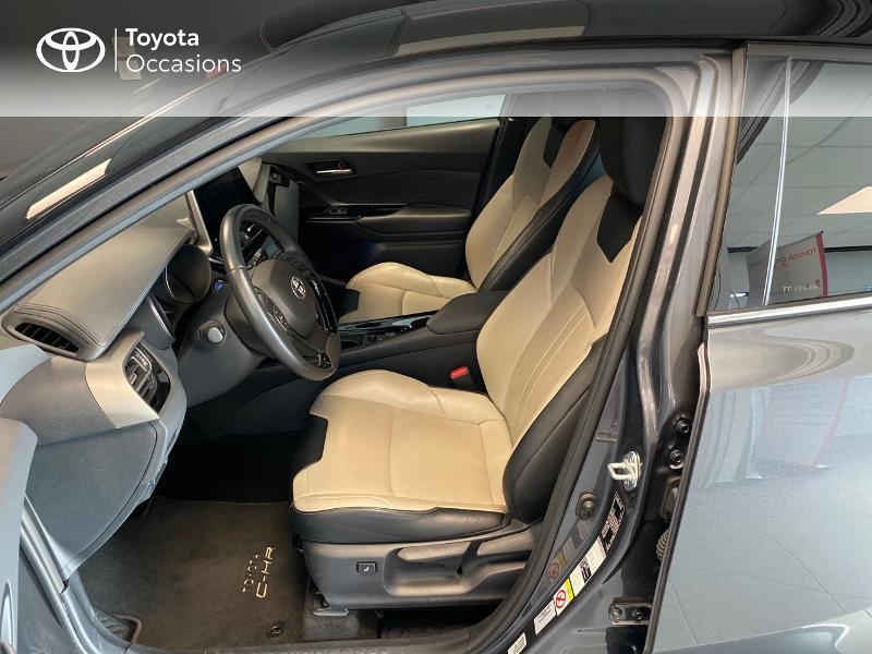 Photo 6 de l'offre de TOYOTA C-HR 122h Collection 2WD E-CVT à 22980€ chez Altis - Toyota Lorient