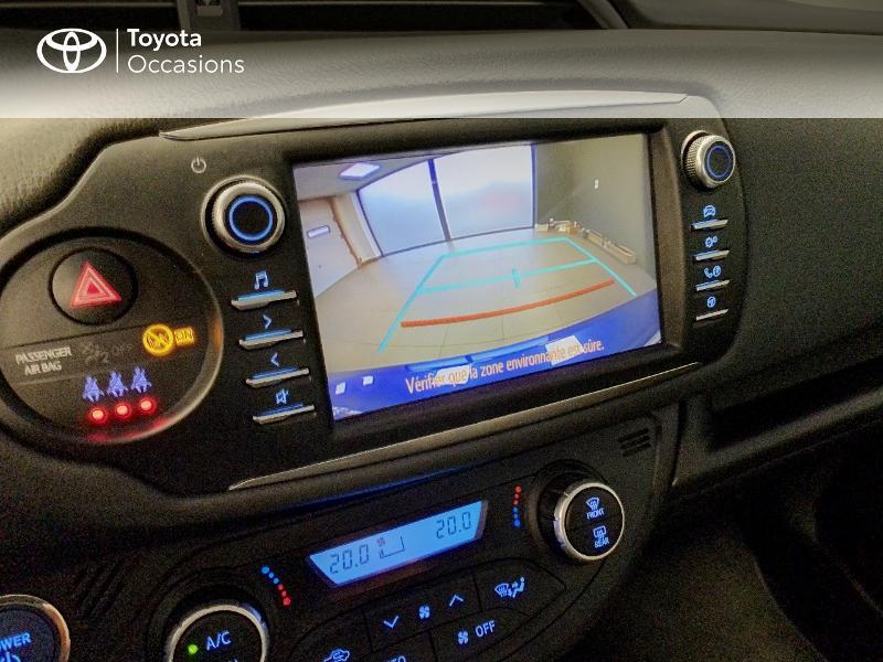 Photo 10 de l'offre de TOYOTA Yaris 100h Dynamic 5p à 12980€ chez Altis - Toyota Lorient