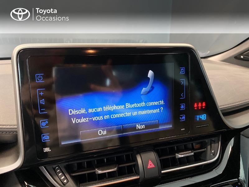 Photo 13 de l'offre de TOYOTA C-HR 122h Collection 2WD E-CVT à 22980€ chez Altis - Toyota Lorient