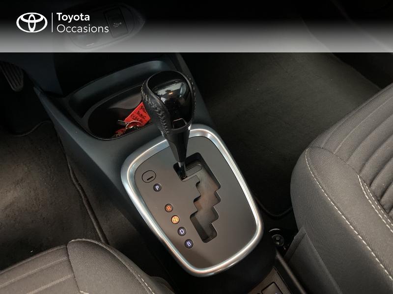 Photo 14 de l'offre de TOYOTA Yaris 100h France 5p à 13980€ chez Altis - Toyota Lorient