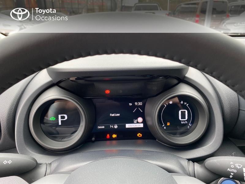 Photo 14 de l'offre de TOYOTA Yaris 116h Design 5p à 23000€ chez Altis - Toyota Lorient