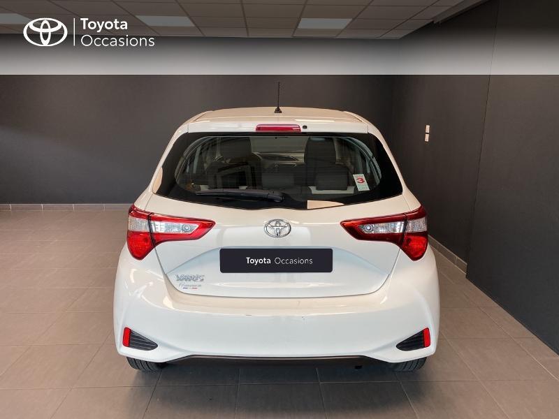 Photo 4 de l'offre de TOYOTA Yaris 70 VVT-i France 5p RC18 à 10990€ chez Altis - Toyota Lorient