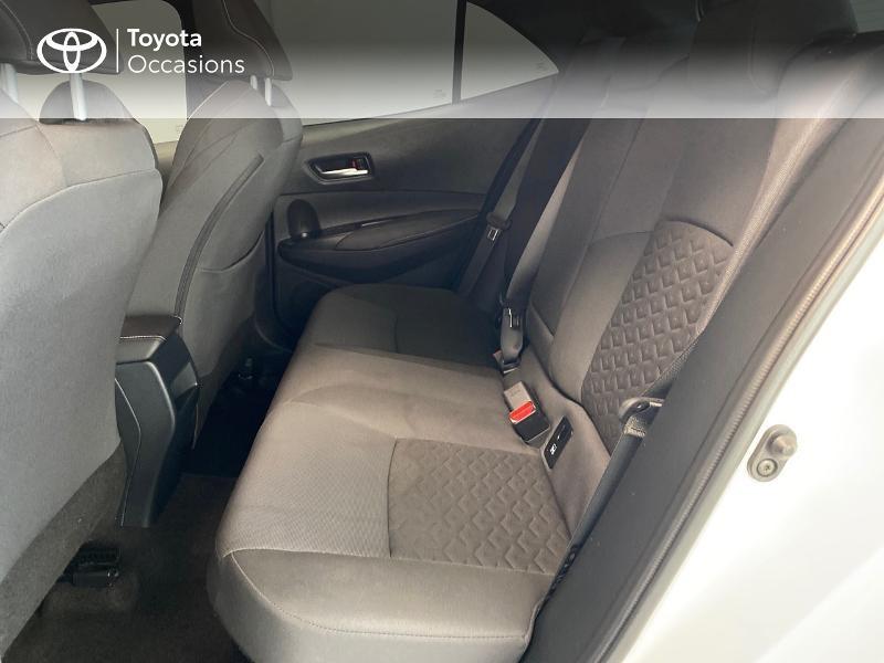 Photo 14 de l'offre de TOYOTA Corolla 122h Design à 20990€ chez Altis - Toyota Lorient