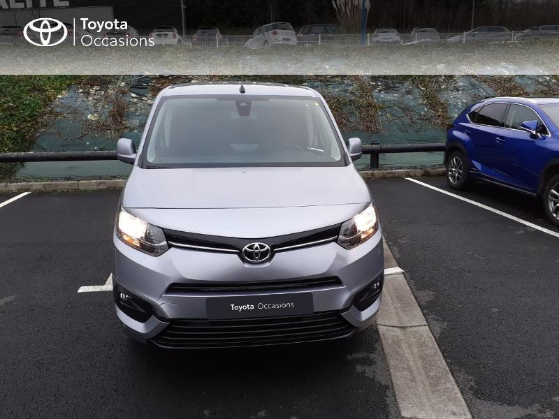 Photo 5 de l'offre de TOYOTA PROACE CITY Long 130 D-4D Business RC21 à 24590€ chez Altis - Toyota Lorient