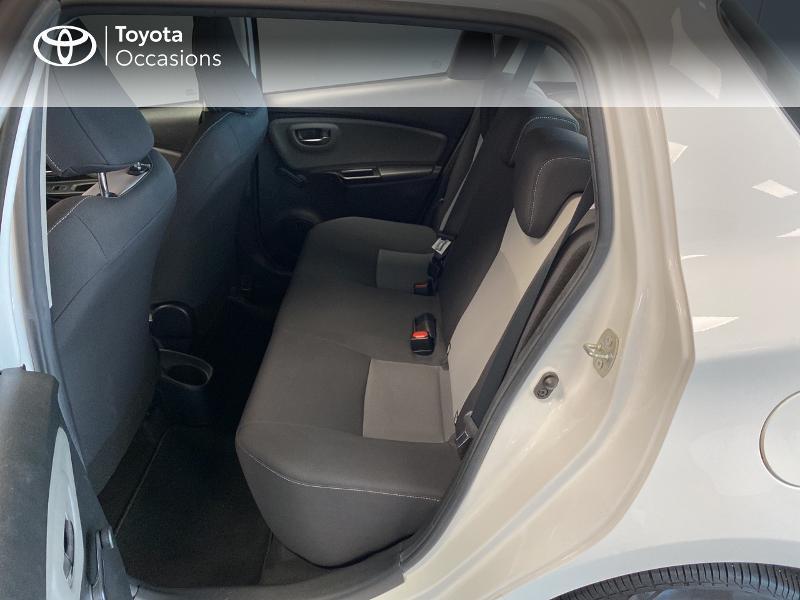 Photo 7 de l'offre de TOYOTA Yaris 70 VVT-i France 5p RC18 à 10990€ chez Altis - Toyota Lorient