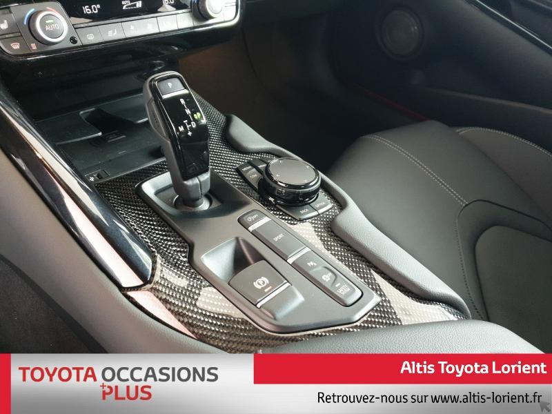 Photo 6 de l'offre de TOYOTA GR Supra 3.0 340ch Pack Premium à 65990€ chez Altis - Toyota Lorient