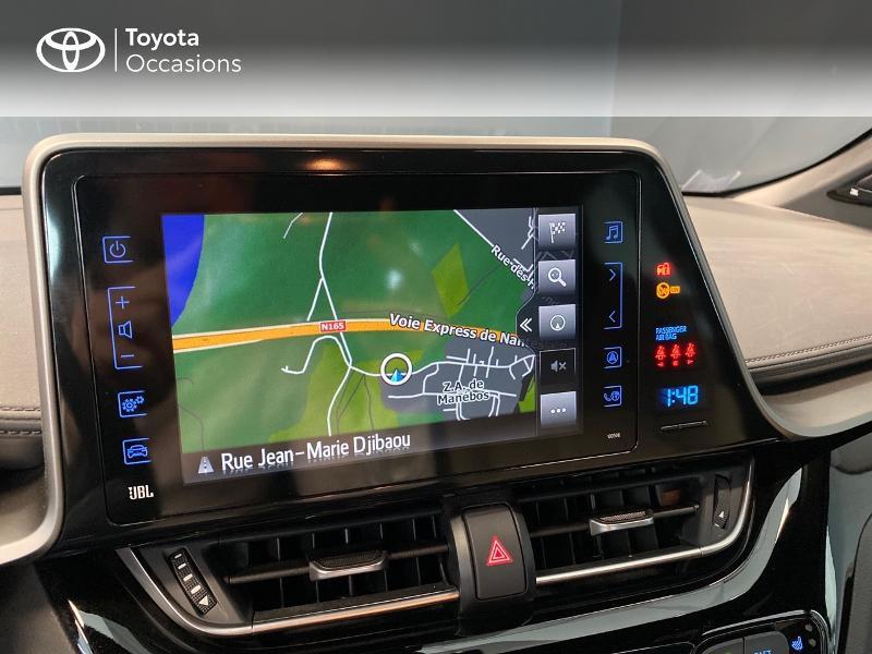 Photo 11 de l'offre de TOYOTA C-HR 122h Collection 2WD E-CVT à 22980€ chez Altis - Toyota Lorient