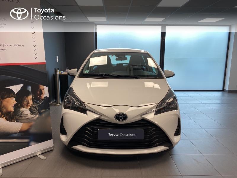 Photo 5 de l'offre de TOYOTA Yaris 70 VVT-i France 5p RC18 à 10990€ chez Altis - Toyota Lorient