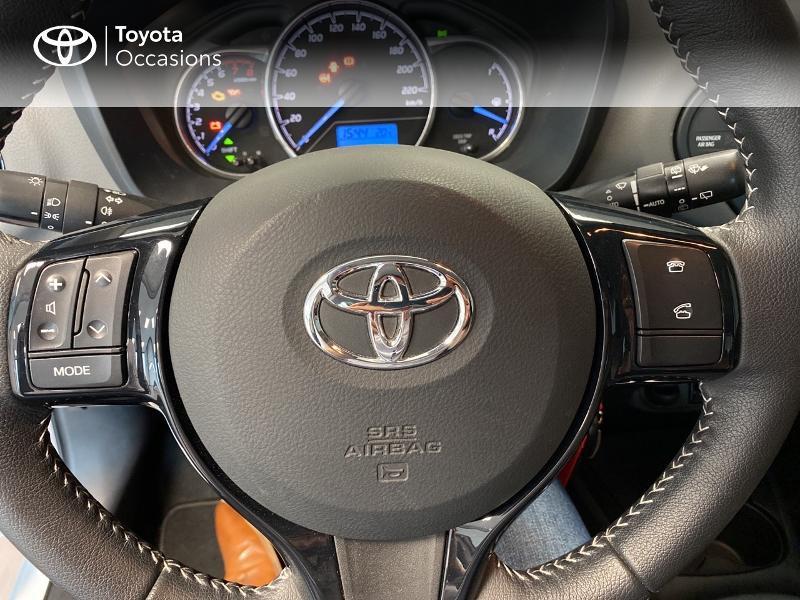 Photo 19 de l'offre de TOYOTA Yaris 70 VVT-i France 5p RC18 à 10990€ chez Altis - Toyota Lorient