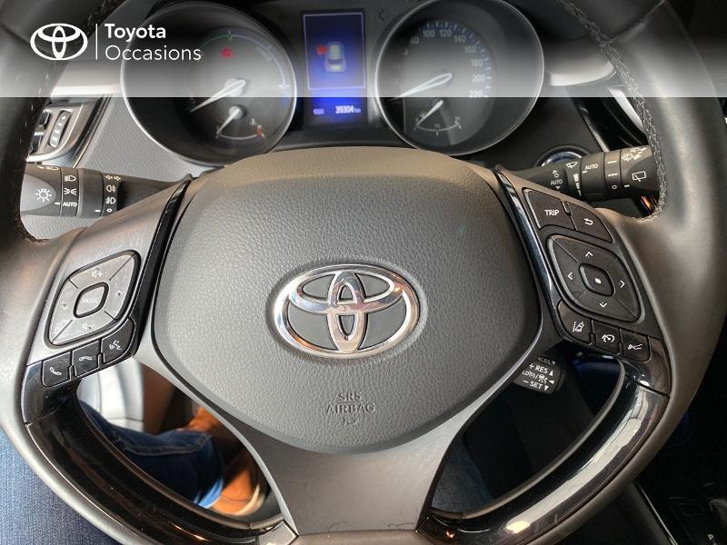 Photo 19 de l'offre de TOYOTA C-HR 122h Collection 2WD E-CVT à 22980€ chez Altis - Toyota Lorient