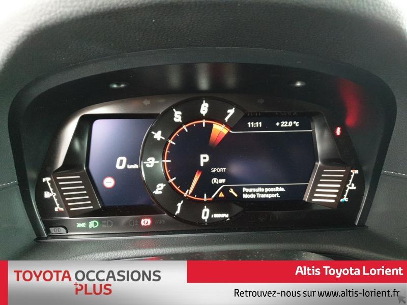 Photo 8 de l'offre de TOYOTA GR Supra 3.0 340ch Pack Premium à 65990€ chez Altis - Toyota Lorient