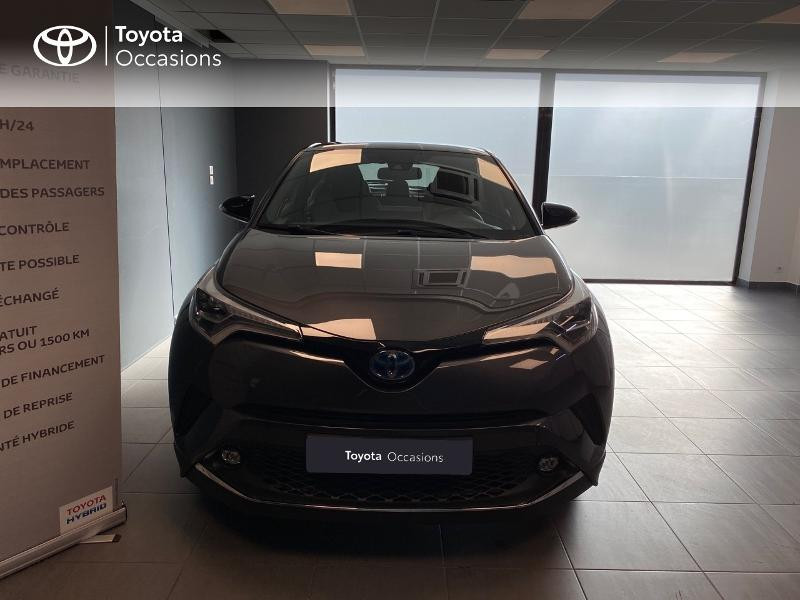 Photo 5 de l'offre de TOYOTA C-HR 122h Collection 2WD E-CVT à 22980€ chez Altis - Toyota Lorient