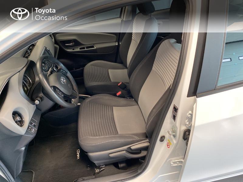 Photo 6 de l'offre de TOYOTA Yaris 100h France 5p à 13980€ chez Altis - Toyota Lorient