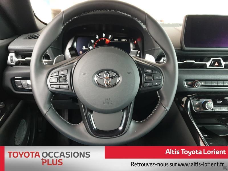 Photo 7 de l'offre de TOYOTA GR Supra 3.0 340ch Pack Premium à 65990€ chez Altis - Toyota Lorient