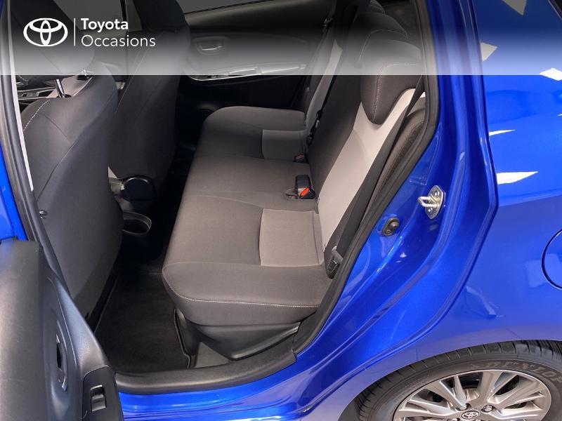 Photo 14 de l'offre de TOYOTA Yaris 100h Dynamic 5p à 12980€ chez Altis - Toyota Lorient