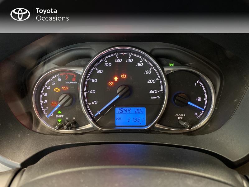 Photo 15 de l'offre de TOYOTA Yaris 70 VVT-i France 5p RC18 à 10990€ chez Altis - Toyota Lorient