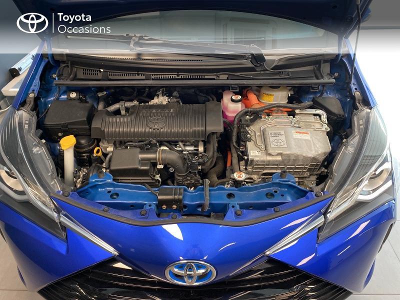 Photo 20 de l'offre de TOYOTA Yaris 100h Dynamic 5p à 13990€ chez Altis - Toyota Lorient