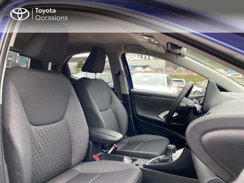 Photo 6 de l'offre de TOYOTA Yaris 116h Design 5p à 23000€ chez Altis - Toyota Lorient