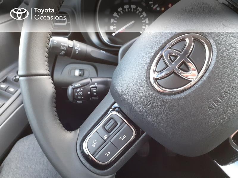 Photo 20 de l'offre de TOYOTA PROACE CITY Verso Medium 1.5 100 D-4D Design RC21 à 28590€ chez Altis - Toyota Lorient