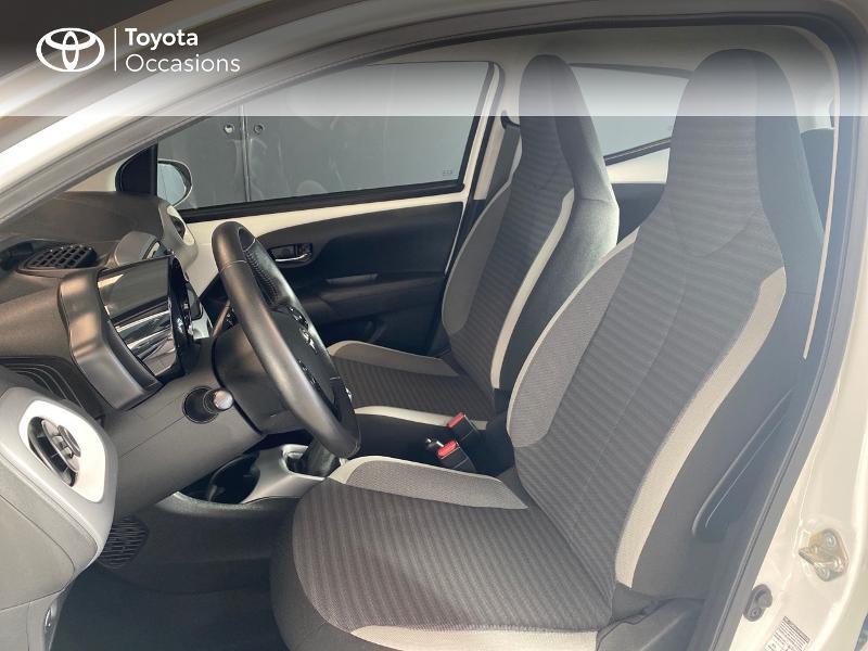 Photo 6 de l'offre de TOYOTA Aygo 1.0 VVT-i 72ch x-play 5p à 9490€ chez Altis - Toyota Lorient