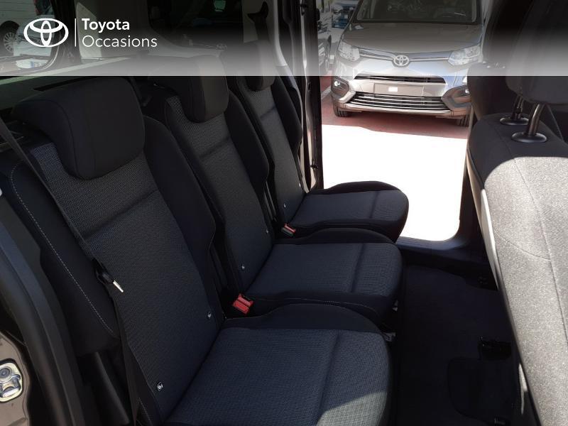 Photo 7 de l'offre de TOYOTA PROACE CITY Verso Medium 1.5 100 D-4D Design à 28190€ chez Altis - Toyota Lorient