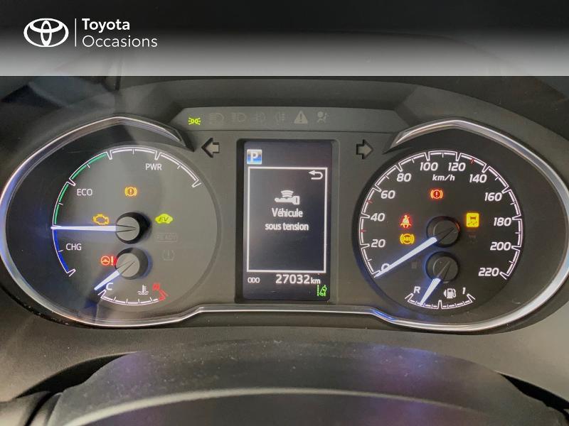 Photo 18 de l'offre de TOYOTA Yaris 100h Dynamic 5p RC18 à 13990€ chez Altis - Toyota Lorient