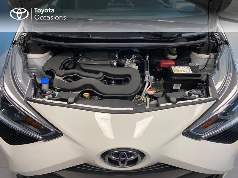 Photo 20 de l'offre de TOYOTA Aygo 1.0 VVT-i 72ch x-play 3p à 9990€ chez Altis - Toyota Lorient