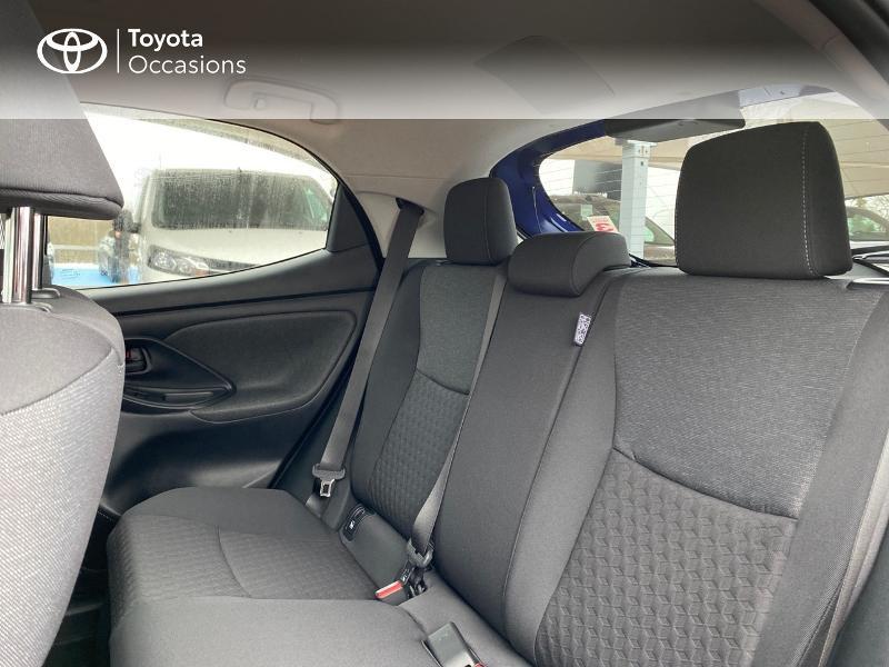 Photo 12 de l'offre de TOYOTA Yaris 116h Design 5p à 23000€ chez Altis - Toyota Lorient