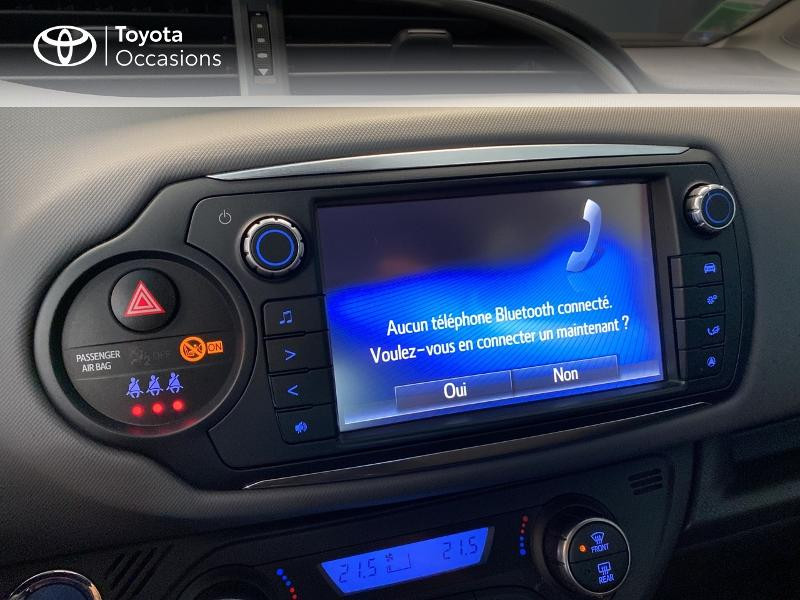 Photo 9 de l'offre de TOYOTA Yaris HSD 100h Design 5p à 12390€ chez Altis - Toyota Lorient