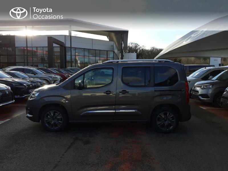 Photo 3 de l'offre de TOYOTA PROACE CITY Verso Medium 1.5 100 D-4D Design RC21 à 28590€ chez Altis - Toyota Lorient