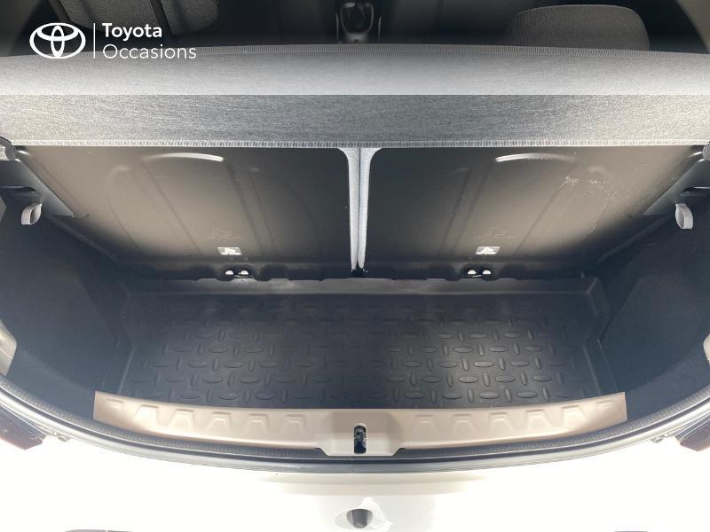Photo 10 de l'offre de TOYOTA Aygo 1.0 VVT-i 72ch x-play 5p à 9490€ chez Altis - Toyota Lorient