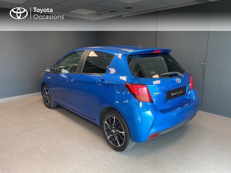 Photo 2 de l'offre de TOYOTA Yaris HSD 100h Design 5p à 12390€ chez Altis - Toyota Lorient