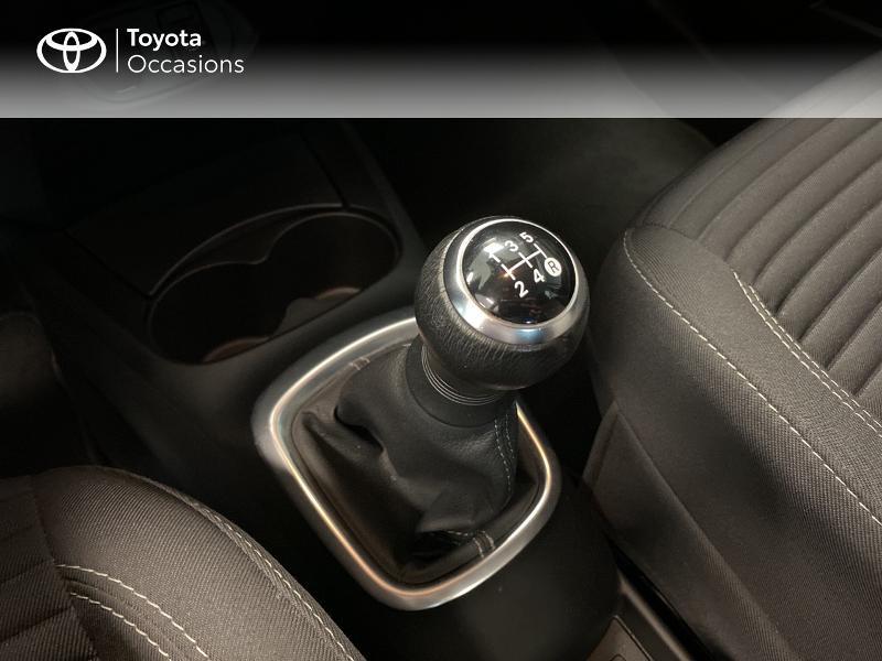 Photo 14 de l'offre de TOYOTA Yaris 70 VVT-i France 5p RC18 à 10990€ chez Altis - Toyota Lorient
