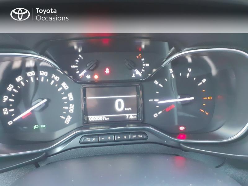Photo 14 de l'offre de TOYOTA PROACE CITY Verso Medium 1.5 100 D-4D Design RC21 à 28590€ chez Altis - Toyota Lorient