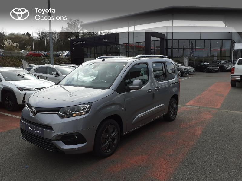 Toyota PROACE CITY Verso Medium 1.5 130 D-4D Design RC21 Diesel Gris Clair Occasion à vendre