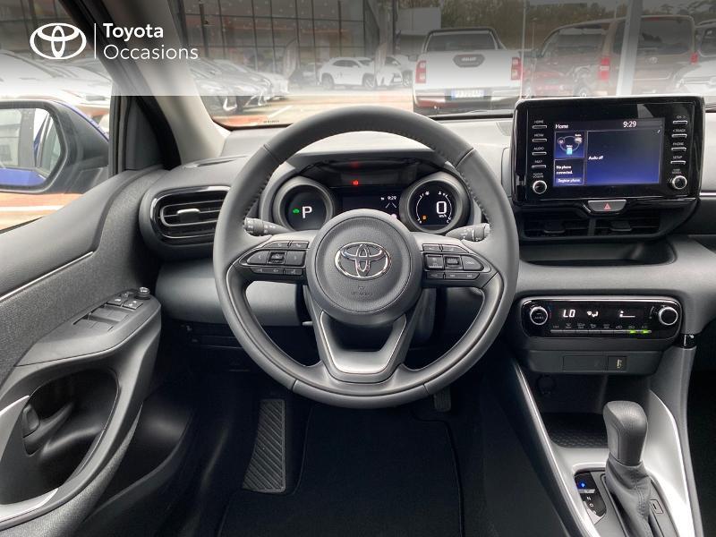 Photo 9 de l'offre de TOYOTA Yaris 116h Design 5p à 23000€ chez Altis - Toyota Lorient