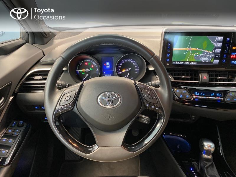 Photo 8 de l'offre de TOYOTA C-HR 122h Collection 2WD E-CVT à 22980€ chez Altis - Toyota Lorient