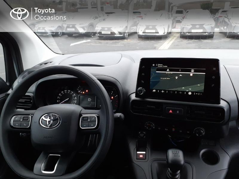 Photo 8 de l'offre de TOYOTA PROACE CITY Long 130 D-4D Business RC21 à 24590€ chez Altis - Toyota Lorient