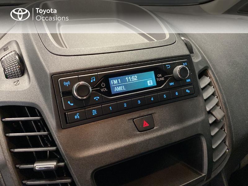 Photo 11 de l'offre de FORD Transit Connect L1 1.5 EcoBlue 75ch Trend Business à 13490€ chez Altis - Toyota Lorient