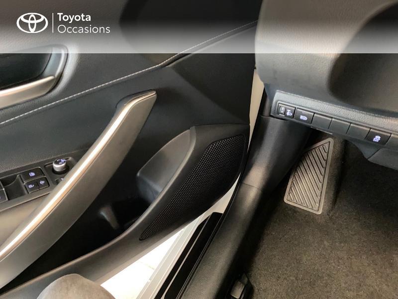 Photo 12 de l'offre de TOYOTA Corolla 122h Design à 20990€ chez Altis - Toyota Lorient