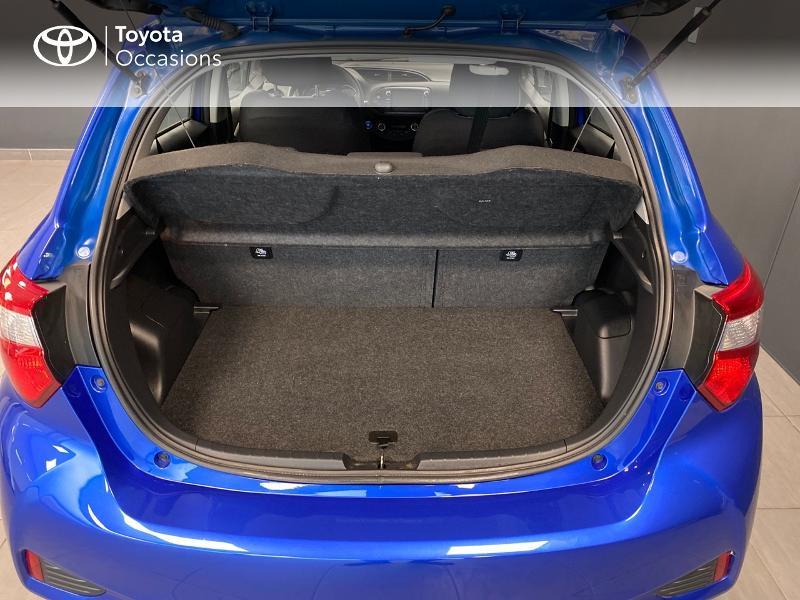 Photo 15 de l'offre de TOYOTA Yaris 100h Dynamic 5p à 12980€ chez Altis - Toyota Lorient