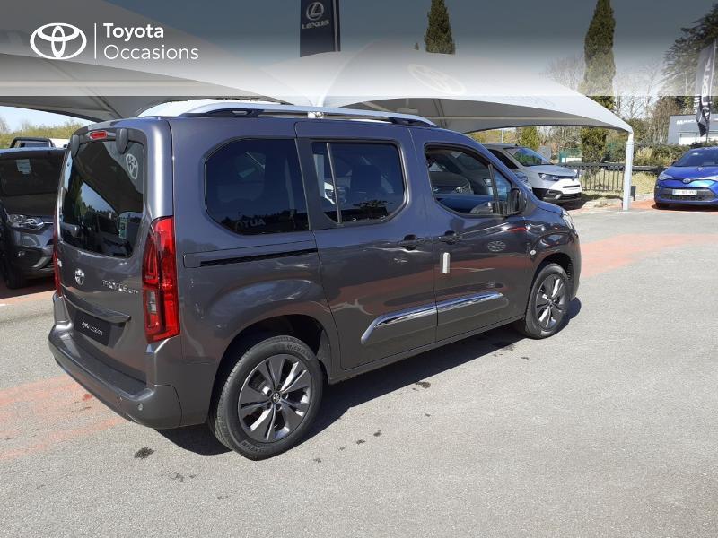 Photo 18 de l'offre de TOYOTA PROACE CITY Verso Medium 1.5 100 D-4D Design à 28190€ chez Altis - Toyota Lorient