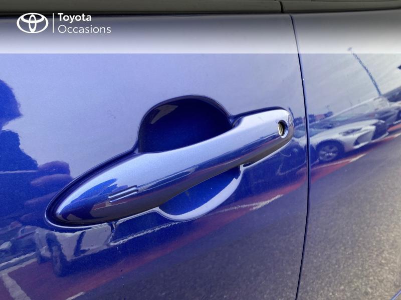 Photo 24 de l'offre de TOYOTA Yaris 116h Design 5p à 23000€ chez Altis - Toyota Lorient